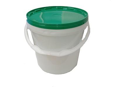 Envase de plástico