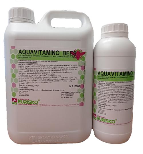 AQUAVITAMINO BEES 1L Y 5L